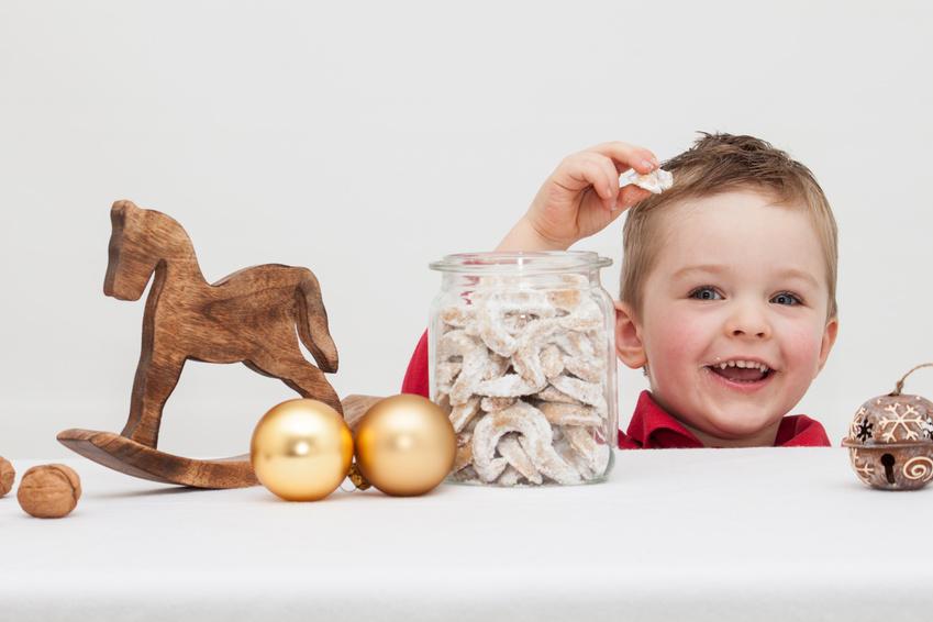 Gesunde Kinderzähne – auch in der Weihnachtszeit